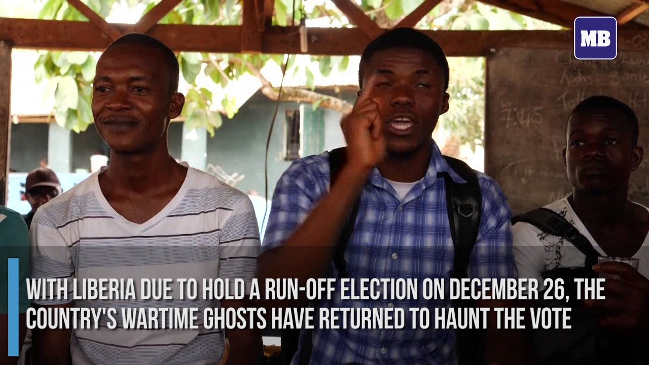 Liberia's Wartime Ghosts Return to Haunt Election
