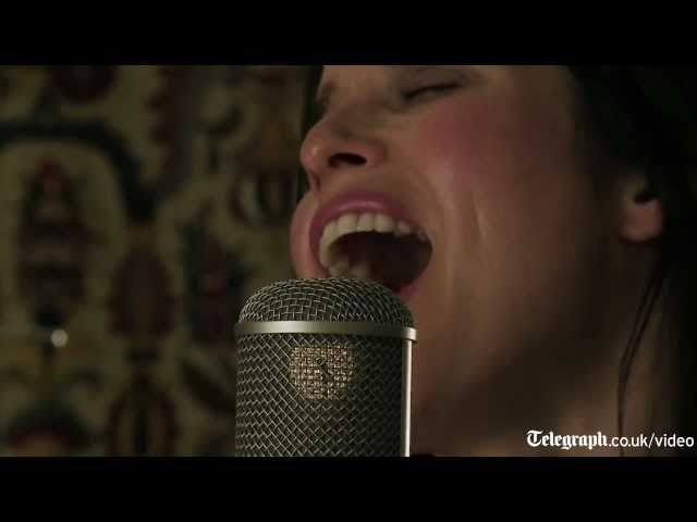 Andrea Corr sings Blue Bayou