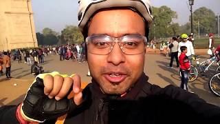 Cycling Competition at India Gate | MTB | Hybrid | Road Bike