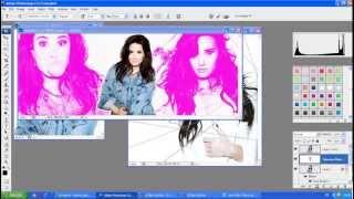 Como Fazer Capa no Photoshop cs3 por:~Grasi