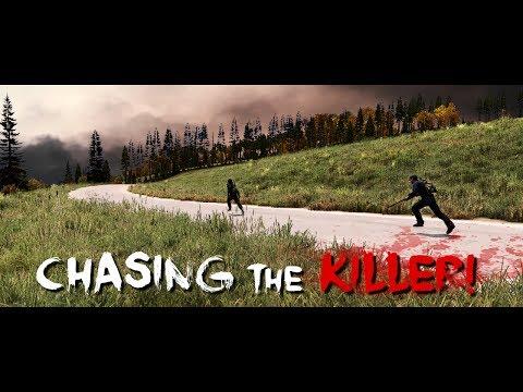 CHASING THE KILLER!