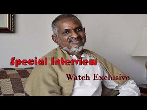 Ilayaraja Special Interview || Sakshi - Watch Exclusive