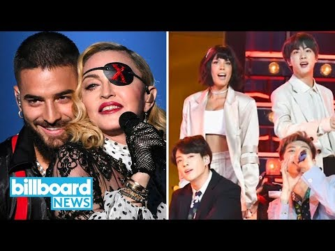 DJ Frosty - Best Moments from 2019 BBMAs: Taylor Swift, Mariah Carey, Madonna & More