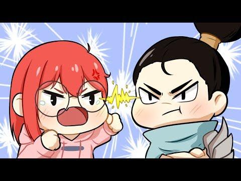 【LoL】I Hate Yasuos