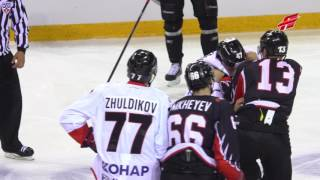Драка: Николай Лемтюгов vs Алексей Петров //Lemtyugov vs Petrov fight