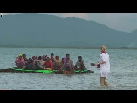 حصرياً مع الروهينغا خلال هروبهم.. لاجئون بلا ملجأ  - 13:23-2017 / 11 / 16