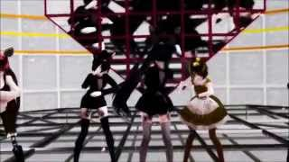 【MMD x FNAF】Sexy Love (Korean ver.) 【+Download