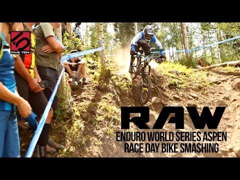 SAM HILL WINS! Vital RAW - EWS Aspen Race Day 2 of 2