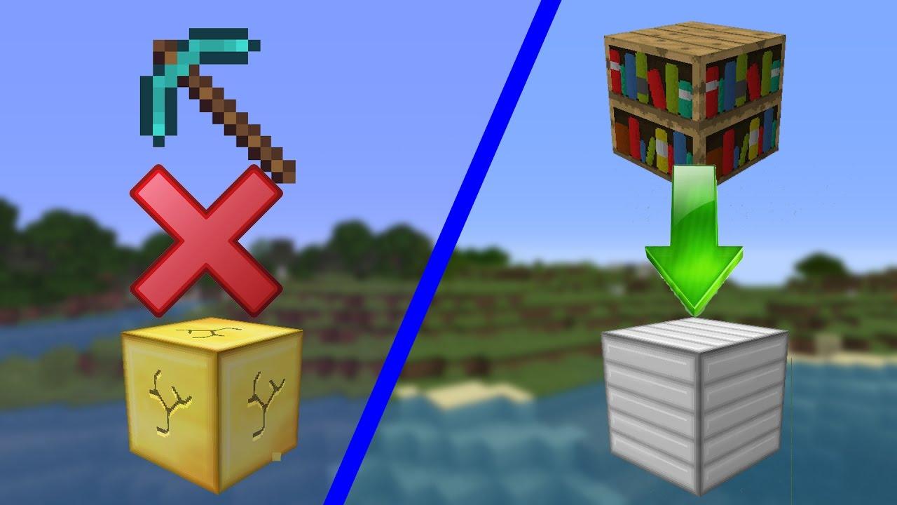Как сделать так чтобы ломать блоки 694