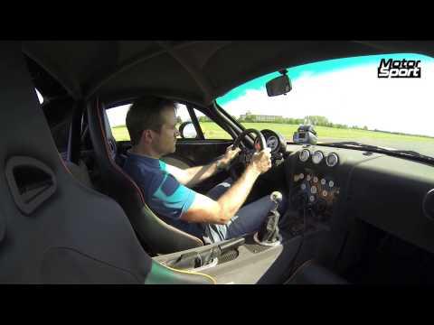 Lap Time : Ginetta G40 R (Motorsport)