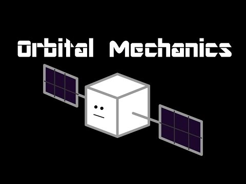 Orbital Mechanics by Nick Morgan