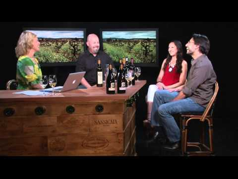 The Wine Down - Moroccan Wines with Didier & Hallie Pariente of Exotic Imports