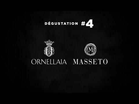 Ornellaia & Masseto - Dégustation 4 - Montréal Passion Vin 2014