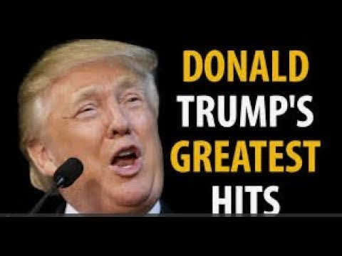 RKTNN 🔴DONALD TRUMPS GREATEST HITS !!! FEB 10, 2019