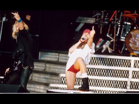 Best of Axl Rose Pissed Off – 1988 – 1993