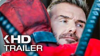 """DEADPOOL 2 """"David Beckham"""" Clip & Trailer (2018)"""