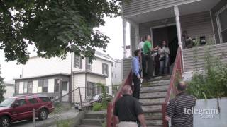 Worcester officials tour Union Hill for code violations