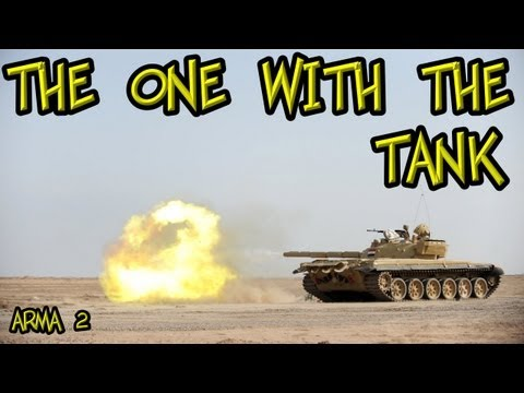 T-55 Troubles - Arma 2 Tactical Realism Combat Simulation - The Wrecking Crew UK