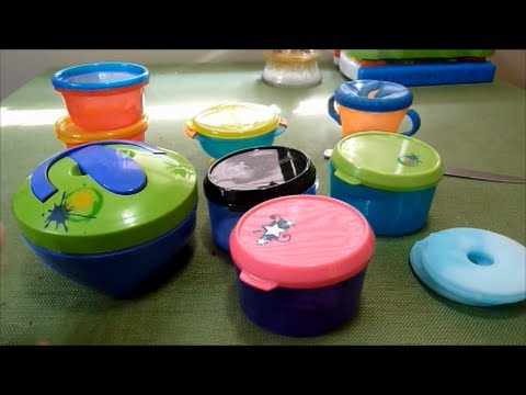 Review of Fit & Fresh Kid's Hot Lunch & 1 Cup Chilled Containers Set - Plus More