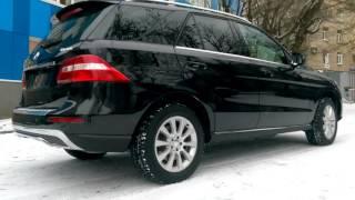 Купить Mercedes-Benz M-класса 2012 года (W166) черный - Москва(, 2016-02-10T07:09:17.000Z)