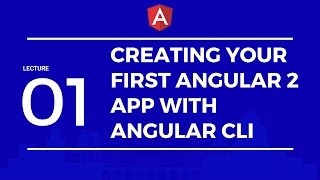 creating your first angular 2 app with angular cli