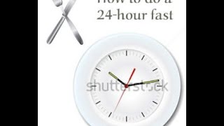 benefits of a 24 hour fast   how to do a 24 hour fast   vlog 3