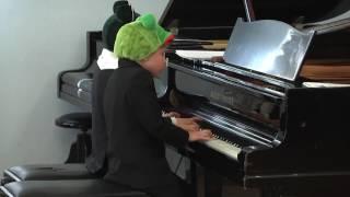 Pavel Zakharov. «Frogs´ Waltz» for 4 hands - Павел Захаров. «Вальс лягушат» для ф-но в 4 руки