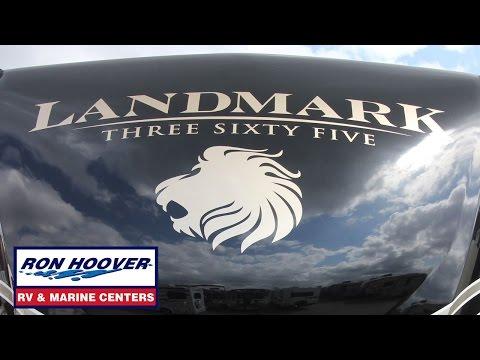 Heartland Landmark 365 5th wheel construction video at Ron Hoover RV and Marine