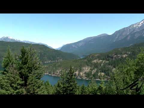 Washington State Travel -  North Cascades Highway 2- YouTube