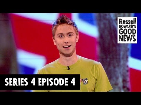 Russell Howard's Good News - Series 4, Episode 4