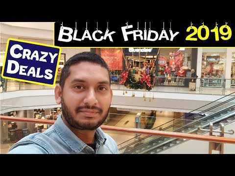 Black Friday In Canada| Black Friday 2019 Deals | Shopping Tips