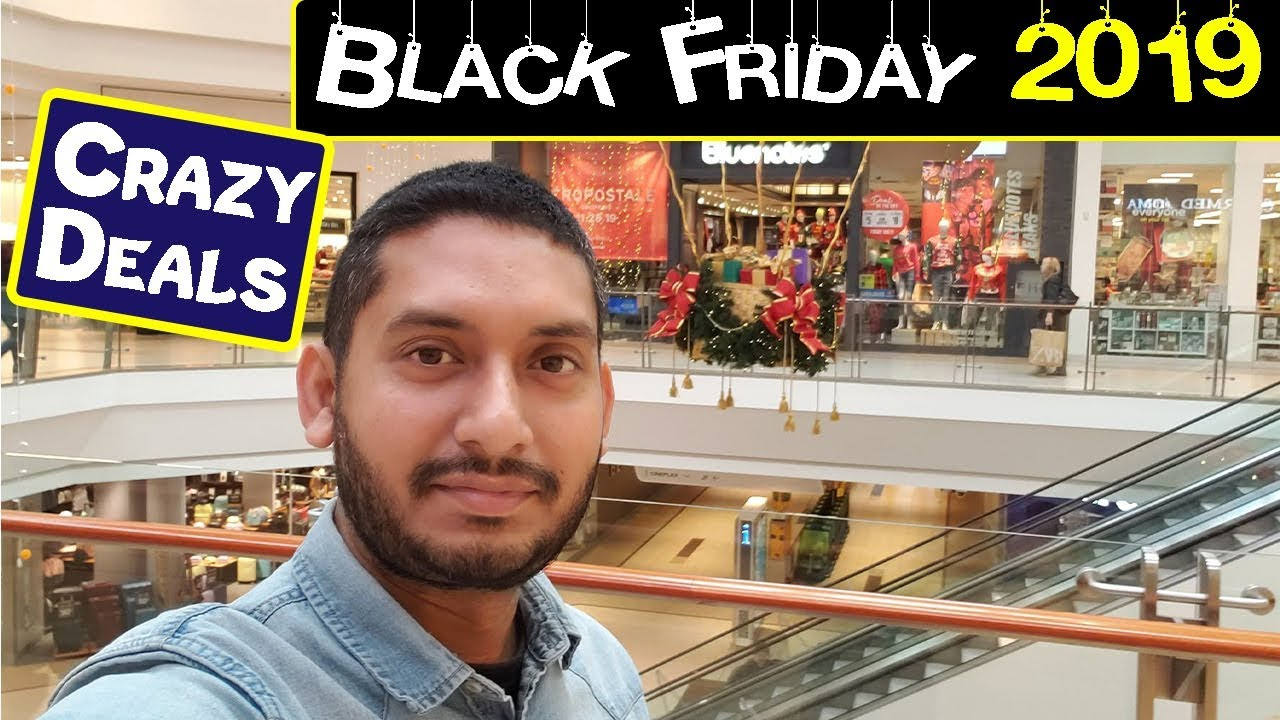Black Friday In Canada Black Friday 2019 Deals Shopping Tips Youtube