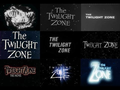 The Twilight Zone - All Openings (1959 - 2002)