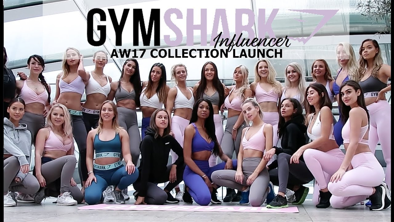 Gymshark Influencer Body Sculpt Work Out Youtube Singlet Fitness Adidas