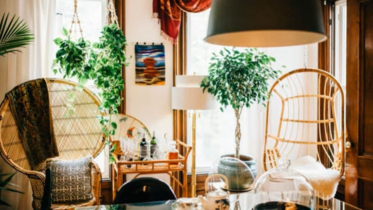 Bohemian U0026 Eclectic Style, Victorian Era Apartment, Decor Ideas 🍍
