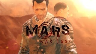 Mars War Logs: Sci-Fi RPG - PC Download
