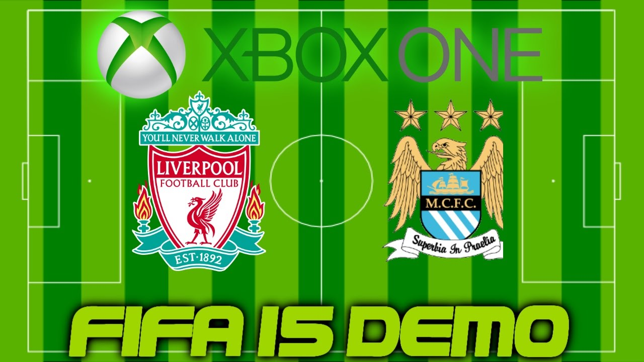 FIFA 15 Xbox One  Liverpool Vs Manchester City  Dee Can ...