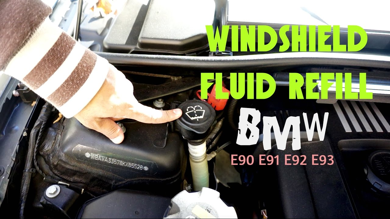 picture How to Add Windshield Washer Fluid to Your Vehicle