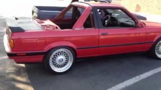 BMW trucks!