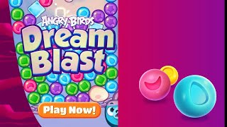 Angry Birds Dream Blast (Android/iOS) Pre-Gameplay HD