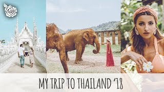 MY TRIP TO THAILAND