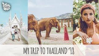 MY TRIP TO THAILAND