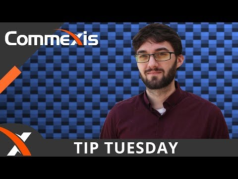 Commexis Tip Tuesday: Buck Stale Trends for Innovation in Web Design