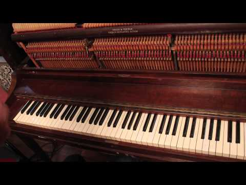 A Day of Glory: Piano