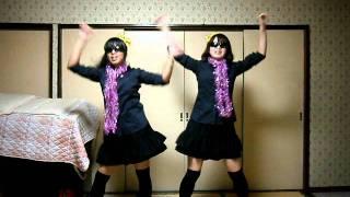 【フルVer.】ラブピーダンスをおどってみました【桃尻姉妹編】