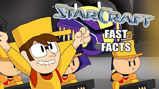 StarCraft II - FAST FACTS!