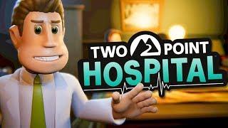 TWO POINT HOSPITAL 🚑 001: Ich mach Dich Krankenhaus!