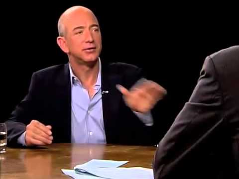 Jeff Bezos interview, Founder Jeff Bezos discusses the All New Kindle