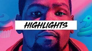 Best Kevin Durant Highlights 17-18 Season | Clip Session