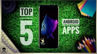 Top 5 AWESOME Android Applications | apps not on play store | 5 Android Apps you have to know